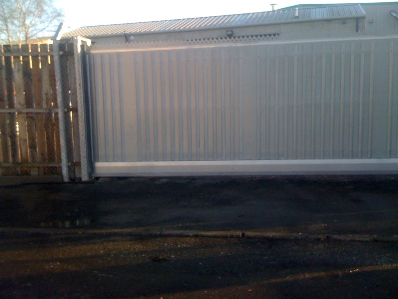 Two Trees Recovery Sliding Gate