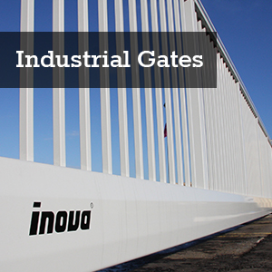 Industrial Gates by Inova